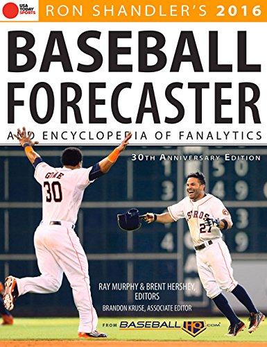 2016 Baseball Forecaster: & Encyclopedia of Fanalytics (Ron Shandler's Baseball Forecaster)