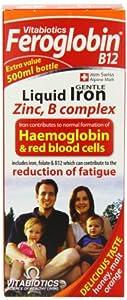 Vitabiotics Feroglobin Liquid 500ml