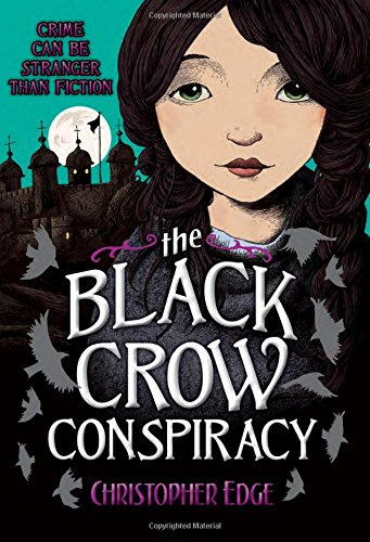 The Black Crow Conspiracy (Penelope Tredwell Mysteries)