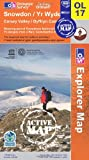 Ordnance Survey Snowdon (OS Explorer Map Active)