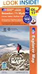 Snowdon (OS Explorer Map Active)