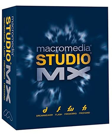 Macromedia Studio MX-Mac Upgrade from 2+ Macromedia product