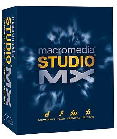 Macromedia Studio MX-Mac Upgrade from 2+ Macromedia product