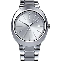 Rado D Star Steel XL Automatic Mens Watch (Silver)