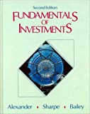 img - for Fundamentals of Investments book / textbook / text book