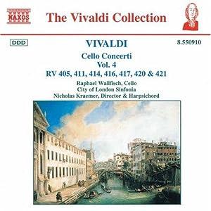 Vivaldi: Cello Concerti Vol. 4