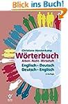 W�rterbuch Arbeit- Recht- Wirtschaft