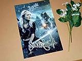 1.小ポスター、アメリカ版「エンジェル・ウォーズ」エミリー・ブラウニング