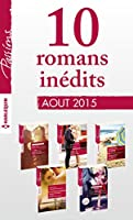 11 romans in�dits Passions (n�550 � 554 - ao�t 2015) : Harlequin collection Passions