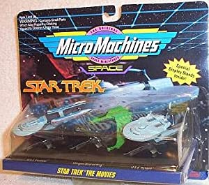 Star Trek Micro Machines The Movies Collection #2