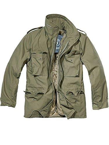 Brandit Men's M-65 Classic Jacket Olive 0