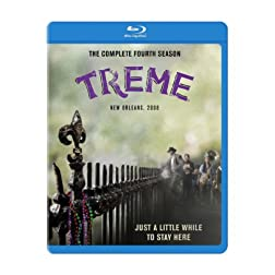 Treme: The Complete Fourth Season [Blu-ray]