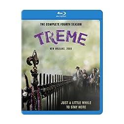Treme: The Complete Fourth Season [Blu-ray]