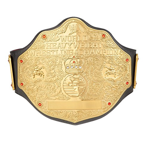 WWE World Heavyweight Championship Replica Title Belt (Wwe Replica Title Belts compare prices)