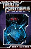 img - for Transformers: Defiance - The Revenge of the Fallen Movie Prequel: 3 (Popeye) book / textbook / text book