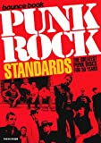 bounce book-PUNK ROCK STANDARDS