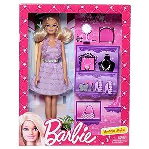Barbie boutique stylist X3495