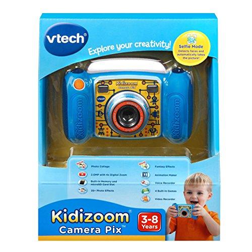 VTech Kidizoom Camera Pix, Blue JungleDealsBlog.com