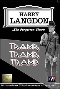 Tramp, Tramp, Tramp - Harry Langdon [DVD]