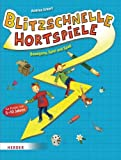 img - for Blitzschnelle Hortspiele (German Edition) book / textbook / text book
