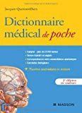 img - for Dictionnaire m  dical de poche (French Edition) book / textbook / text book
