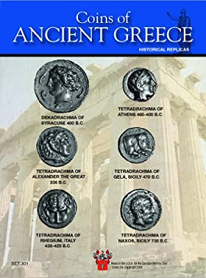 (DM 301) Coins of Ancient Greece