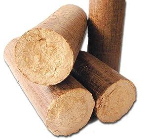 XXL Holzbriketts Briketts 100% Buche Buchenbrikett Brikett Hartholz (300kg)  BaumarktKundenbewertung und weitere Informationen