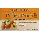 Bigelow Perfect Peach Tea Bags, 20 ct
