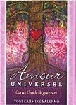 Amour universel : Cartes oracle de gu...