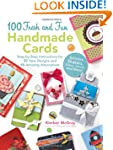 100 Fresh and Fun Handmade Cards: Ste...