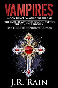 Vampires by J.R. Rain ebook deal