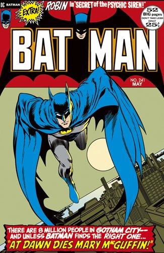 (ポスター) DCコミック/BATMAN_COMIC COVER