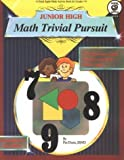img - for Math Trivial Pursuit with Cards and Gameboard (Math Trivial Pursuit Book/Game Series) by Kino Learning Center (1997) Paperback book / textbook / text book