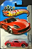 Hot Wheels 2013, Porsche Carrera GT (RED), HW CITY, #4/250. 1:64 Scale.