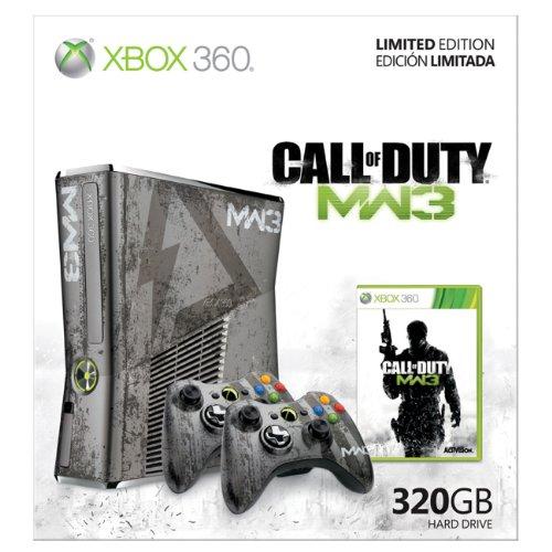 Xbox 360 Limited Edition Call of Duty: Modern Warfare 3 Bundle
