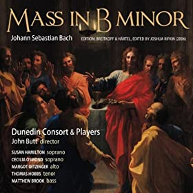 Mass in B Minor (BWV 232) Et in unum Dominum
