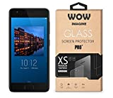 #7: WOW Imagine™ Pro HD+ 9H Hardness 2.5D 0.3mm Anti-Fingerprint Toughened Tempered Glass Screen Protector for ZUK LENOVO Z2 PLUS (Clear - A+ glass - 99.9% Touch Accurate)