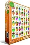 Eurographics Puzzle 1000 Pc - Cactus...
