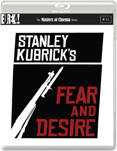 Fear and Desire (1953) [Masters of Cinema] (Blu-ray)