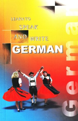 Learn how to write german