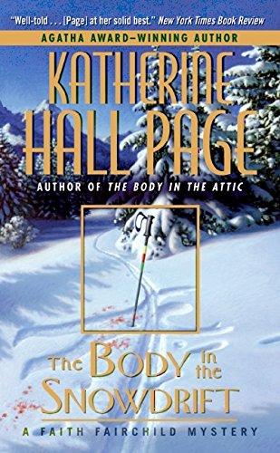 The Body in the Snowdrift (Faith Fairchild, #15)