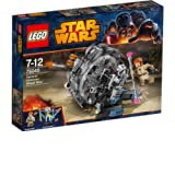 Lego Star Wars - 75040 - Jeu De Construction - General Grievous  Wheel Bike