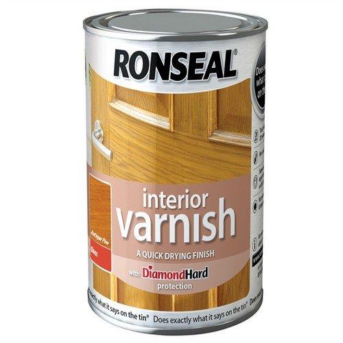 ronseal-rslingap750-750ml-quick-dry-gloss-interior-varnish-antique-pine