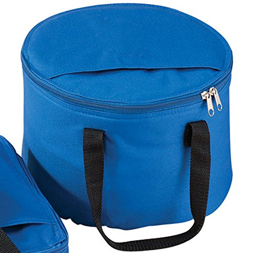 Miles Kimball Round Casserole Carrier (Insulated Crock Pot Carrier compare prices)