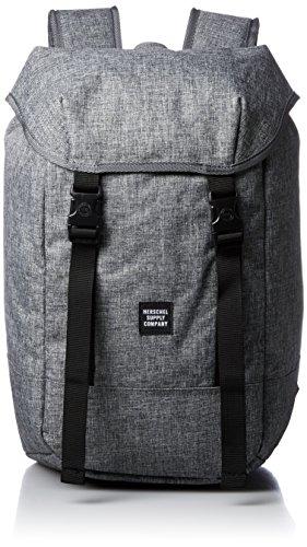 Herschel Supply Co. Iona Backpack, Raven Crosshatch/Black