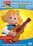 Fisher-Price Little People: Musical Stories [Reino Unido] [DVD]