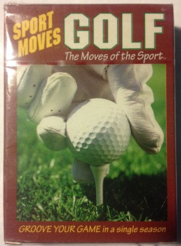 Golf Moves of the Sport Cards - 1