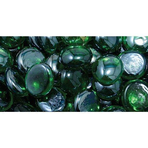 GemStones® Decorative Aquarium Stones, Green, 90/bag (Fish Tank Stones compare prices)