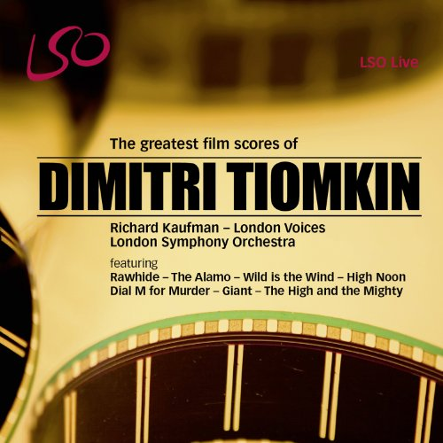 Dimitri Tiomkin - Dimitri Tiomkin: The Greatest Film Scores - Zortam Music