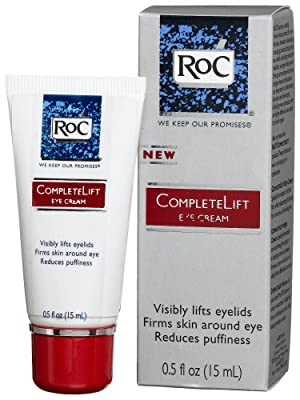 Best Cheap Deal for RoC CompleteLift Eye Cream, 0.5-Ounce Tube from RoC - Free 2 Day Shipping Available